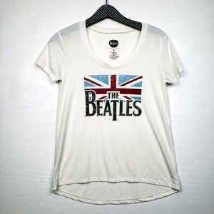 The Beatles Graphic Tee Shirt